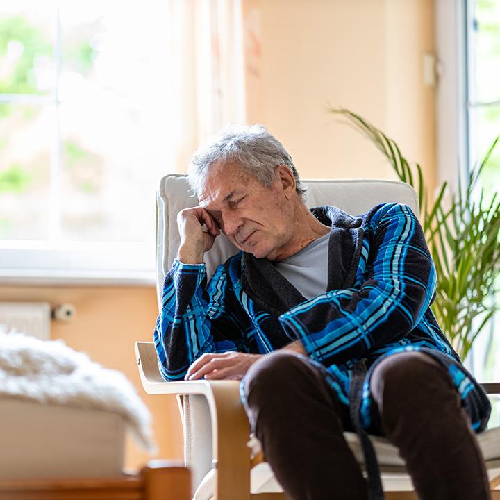 高齢者が陥りやすいメンタルヘルス不調